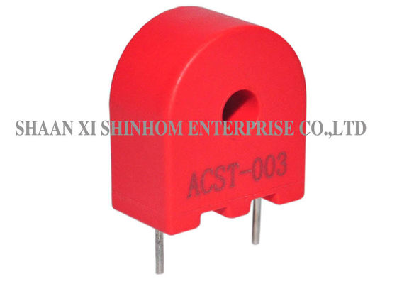 China ACST DC Immune Current Transformer Miniature Low Profile PCB Mount supplier