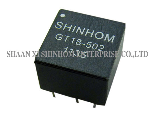 China High Accuracy High Frequency Transformer With Ultimate Power Density supplier