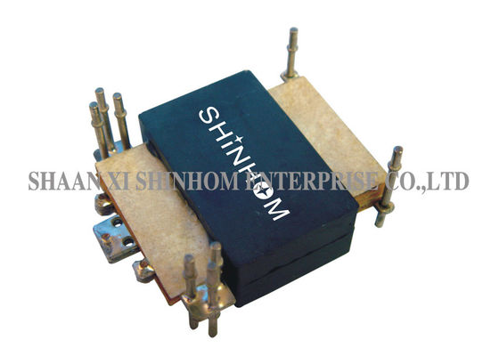 China Stable Performance Flat Pack Transformer High Current Coil High Efficiency supplier