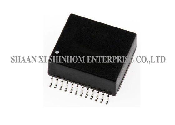 China Magnetic Ethernet LAN Transformer , Ethernet Isolation Transformer LAN supplier