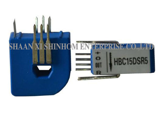 China Flexible Assembly Hall Effect Current Sensor Module 40A Magnetic Balance supplier