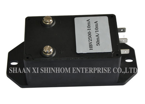 China Mount Easily Hall Effect Current Sensor ,10mA Hall Effect Current Transducer supplier