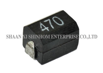 China Low Profile Ferrite Bead Inductor Molded construction Excellent Mechanical Strength supplier