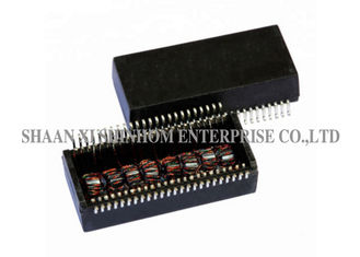 China SMD Ethernet LAN Transformer 48 Pin , PoE LAN Transformer 1000 Base-TX supplier