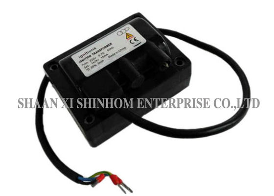 China Gas Stove Electronic Ignition Transformer High Voltage 220V Input 2*12KV Output supplier