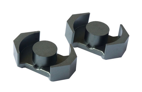 China Low Loss Soft Magnetic Ferrite Core Customized For High Frequency Transformer supplier