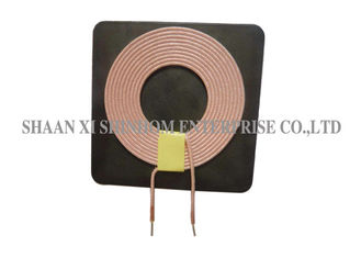 China Toroidal Qi Wireless Charging Coil Easy Installation RoHS Compliant supplier