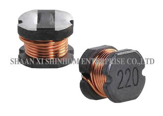 China Unshielded Surface Mount Power Inductors Single Coil ±10% ±20% Tolerance supplier
