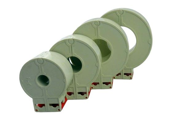 China Self Locking Split Core Transformer 10mm - 32mm Wide Inner Window Light Weight supplier