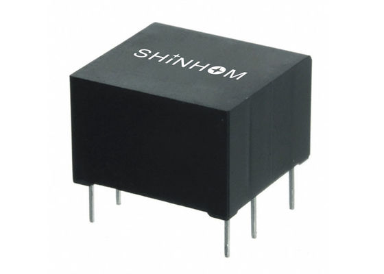 China Precision High Frequency Transformer / Gate Drive Transformer Low Magnetic Leakage supplier