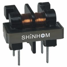 China Ferrite Uu Type Common Mode Choke Coil Inductor High Frequency For EMI EMC Filter supplier