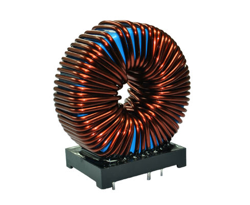 China High Current Toroidal Core Inductor Toroidal Power Inductor 800uH Inductance Range supplier