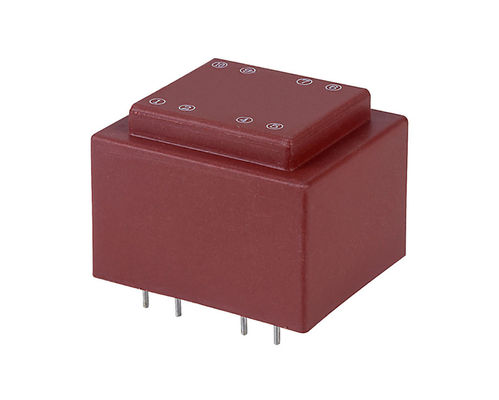 China Encapsulated Power Low Frequency Transformer For Surveillance Equipment supplier