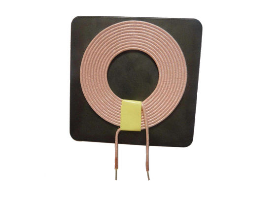 China Toroidal Qi Wireless Charging Coil Custom Size Easy Installation RoHS Compliant supplier