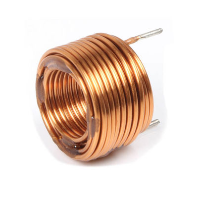 China RFID Transponder RFID Coil Antenna Air Core Coil 125KHz Frequency 0.8mm Wire Diameter supplier