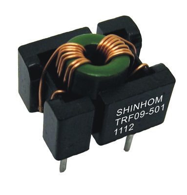 China 1KHz 0.25V Toroidal Core Inductor Toroidal Power Inductor 680µH Inductance Range supplier