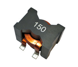 China Flat Wire Low DCR High Current Power Inductors Excellent Thermal Stability 100KHz 1V supplier
