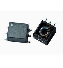 China 6 Pins Low Profile LAN Isolation Transformer For Switching Power Supply / LED supplier