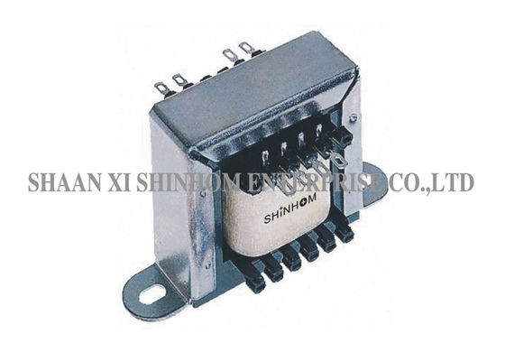 China 40Hz - 10kHz AF Transformer Dry Coupling 5W RoHS Directive Compliant factory