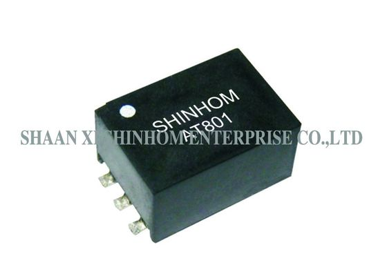 China Epoxy Potting SMD Audio Transformer 20Hz - 20kHz Maximum Response 0.25dB factory
