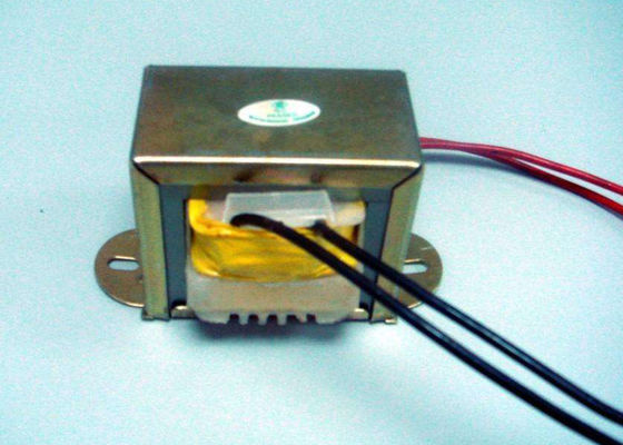 China PCB Audio Frequency Transformer , Miniature Audio Output Transformer factory