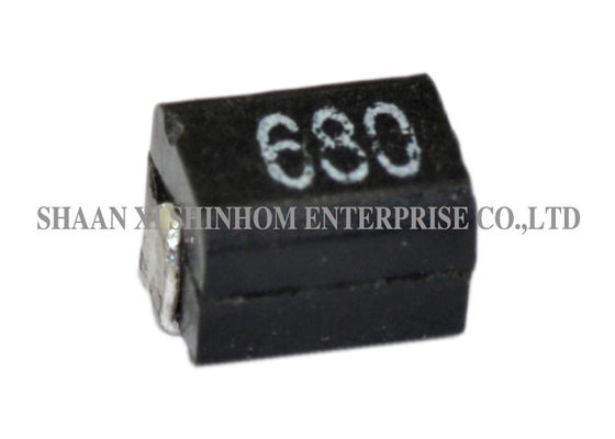 Wound Molded SMD Chip Inductor , Ferrite Core Inductor Surface Mount