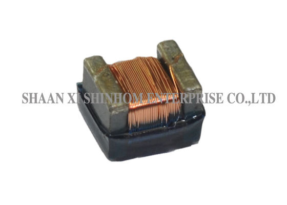 Surface Mount Wire Wound Chip Inductor Customized Inductance Excellent SRF