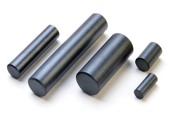 High Permeability Soft Ferrite Rod Cores With SGS ROHS ISO 9001 Certification