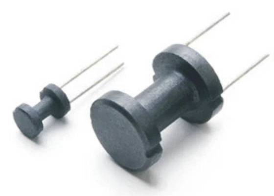 Ni Zn Ferrite Bead , Ferrite Drum Core For Radial Leaded Inductor