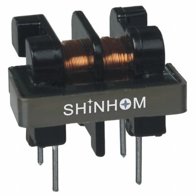 Ferrite Uu Type Common Mode Choke Coil Inductor High Frequency For EMI EMC Filter