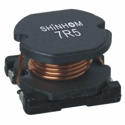 Single Coil Surface Mount Power Inductors Unshielded High Frequency SMD Installation
