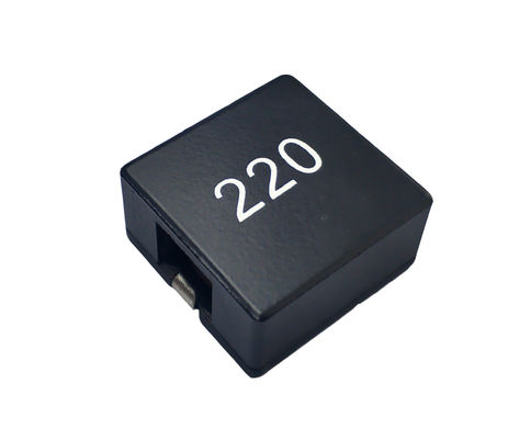 SMD Ferrite Core High Current Power Inductors Small Footprint 13 * 13mm Pad Size