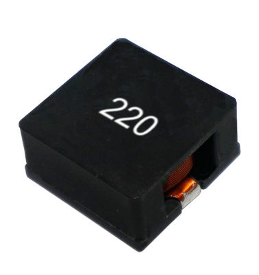 SMD Ferrite Core High Current Power Inductors Small Footprint 22.5 * 22mm Pad Size