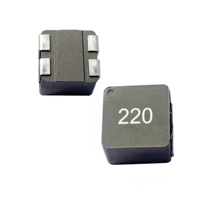 China Smd Molded Common Mode Choke High Current Shielding Inductors LPM1008D factory