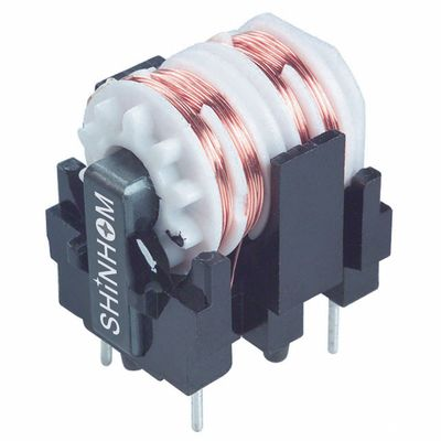 UT2024 Filter Coil Common Mode Choke Inductor Leaded Type RoHS Certification