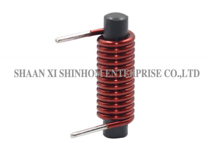 Customized Dip Power Inductor , Ferrite Rod Core Inductor Inductive Choke