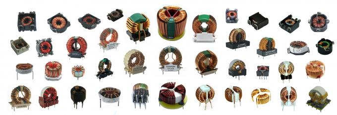 High Current Toroidal Core Inductor Toroidal Power Inductor 800uH Inductance Range